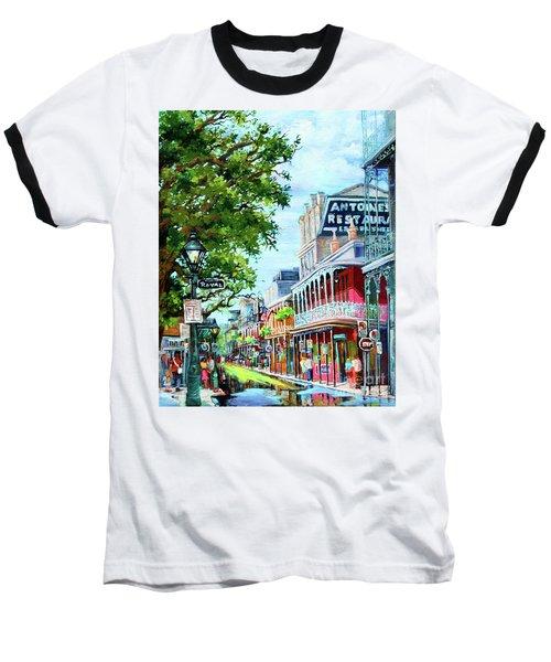 Antoine's Baseball T-Shirt