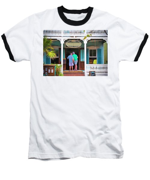 Anybody Home Baseball T-Shirt