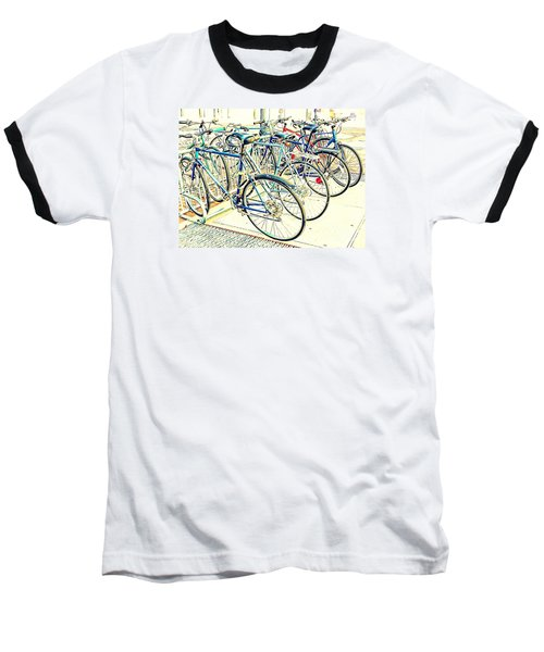 Anyone For A Ride? Baseball T-Shirt