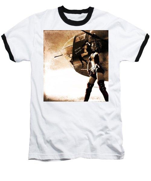 Apocalypse War 1 Baseball T-Shirt