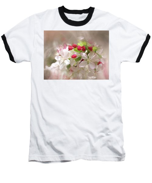 Apple Buds Baseball T-Shirt