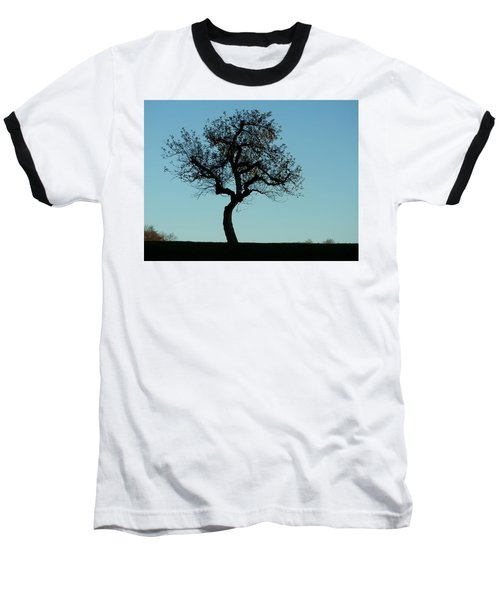 Apple Tree In November Baseball T-Shirt