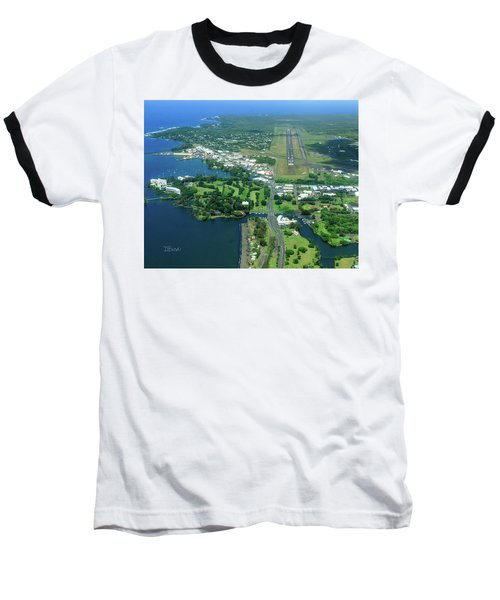 Approach Into Ito Baseball T-Shirt