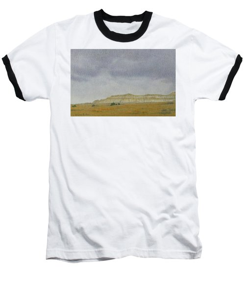 April In The Badlands Baseball T-Shirt