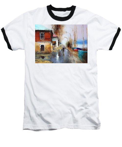 April. The River Volga Baseball T-Shirt