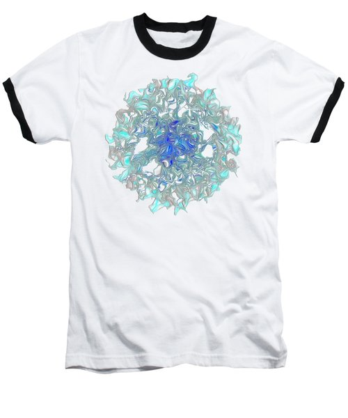Aqua Art By Kaye Menner Baseball T-Shirt
