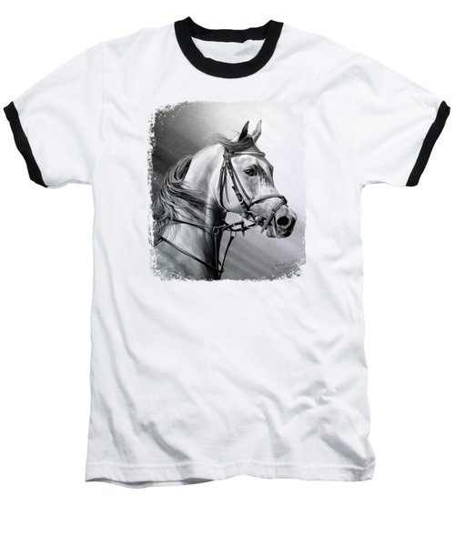 Arabian Beauty Baseball T-Shirt
