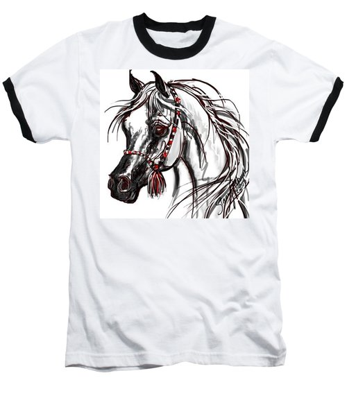 My Arabian Horse Baseball T-Shirt