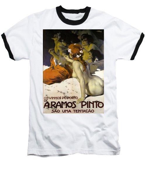 A.ramos Pinto Baseball T-Shirt