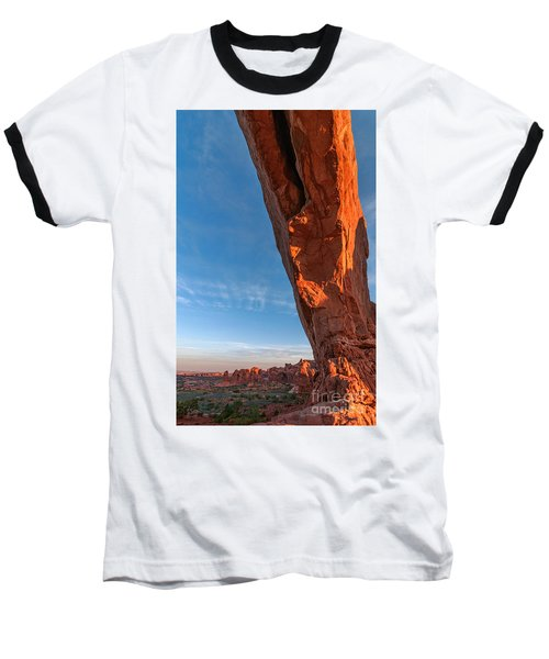 Arch View Baseball T-Shirt