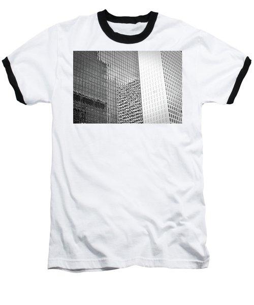 Architectural Pattern Study 4.0 Baseball T-Shirt