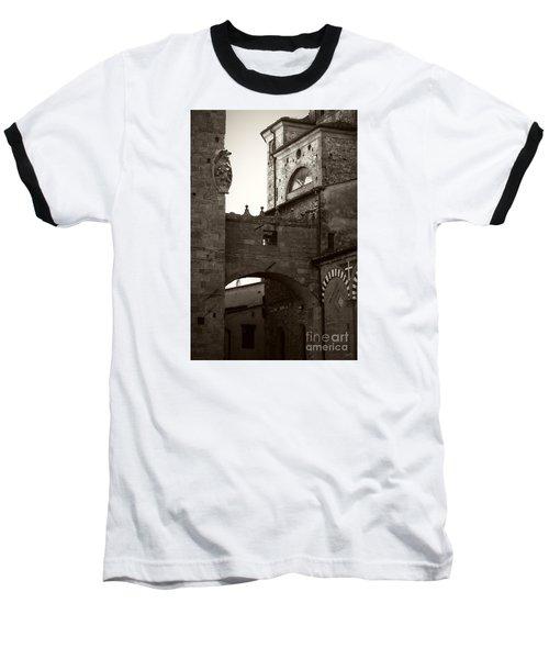 Architecture Of Pistoia Baseball T-Shirt