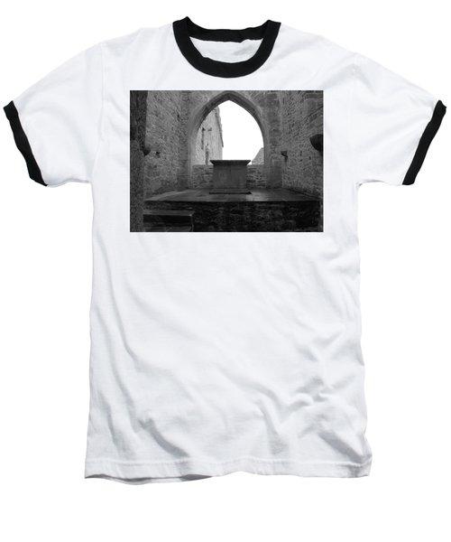 Ardfert Cathedral Baseball T-Shirt