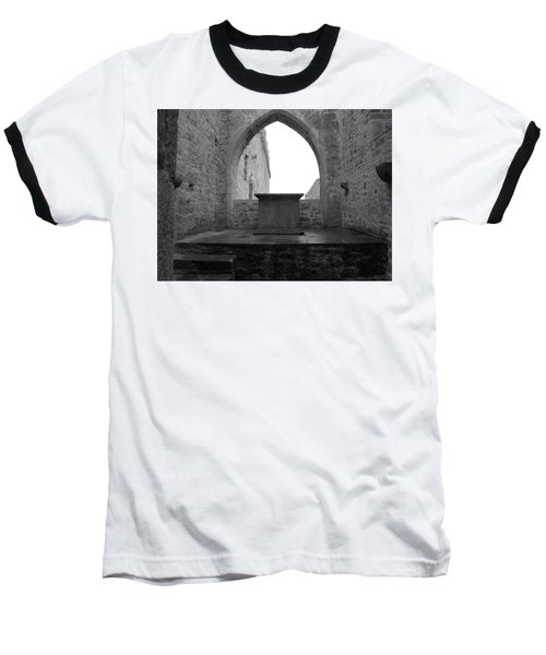 Ardfert Cathedral Baseball T-Shirt