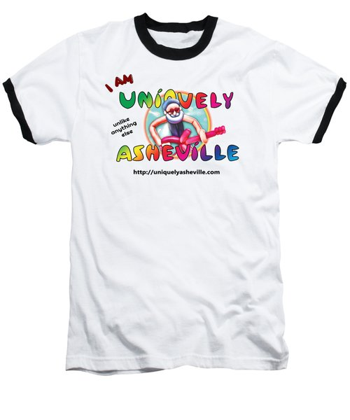 Are You Uniquely Asheville Baseball T-Shirt