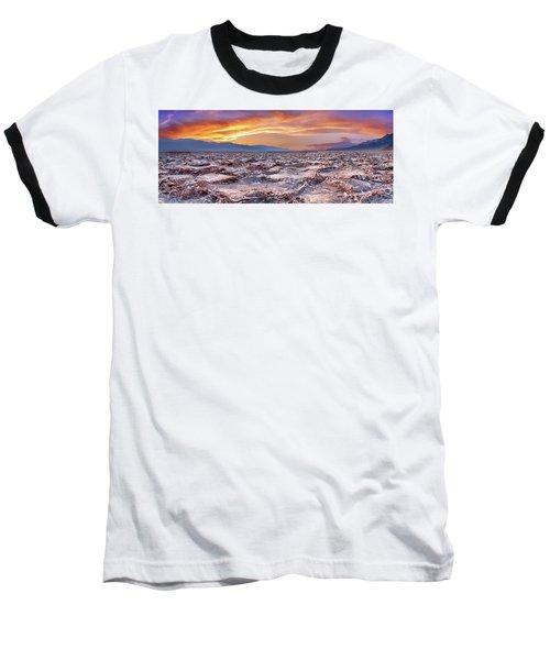 Baseball T-Shirt featuring the photograph Arid Delight by Az Jackson