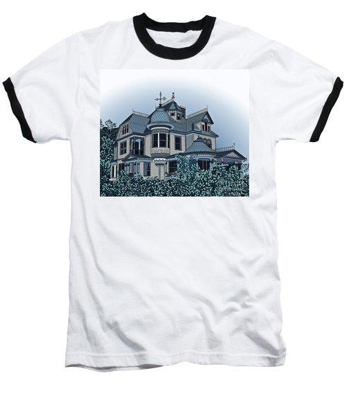 Aristocrat 2 Baseball T-Shirt by Megan Dirsa-DuBois