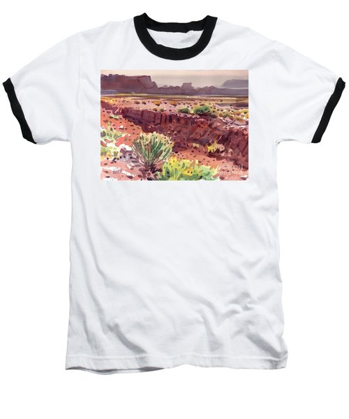 Arizona Arroyo Baseball T-Shirt by Donald Maier