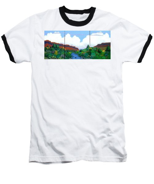 Arizona Sky Baseball T-Shirt