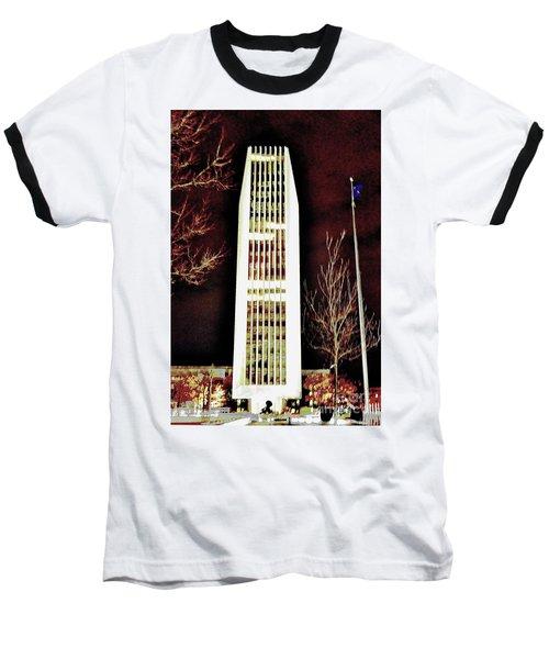 Arkhams Razor Baseball T-Shirt