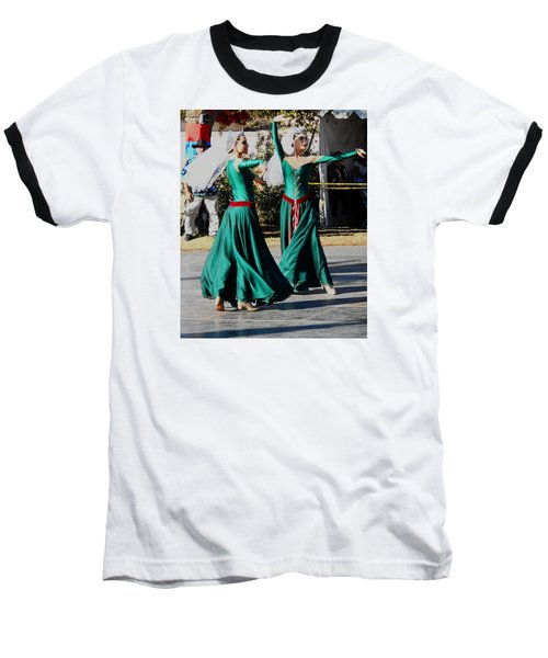 Armenian Dancers 10 Baseball T-Shirt