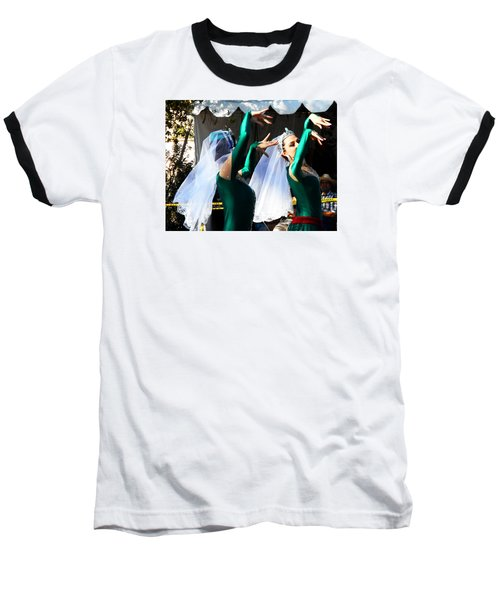 Armenian Dancers 11 Baseball T-Shirt