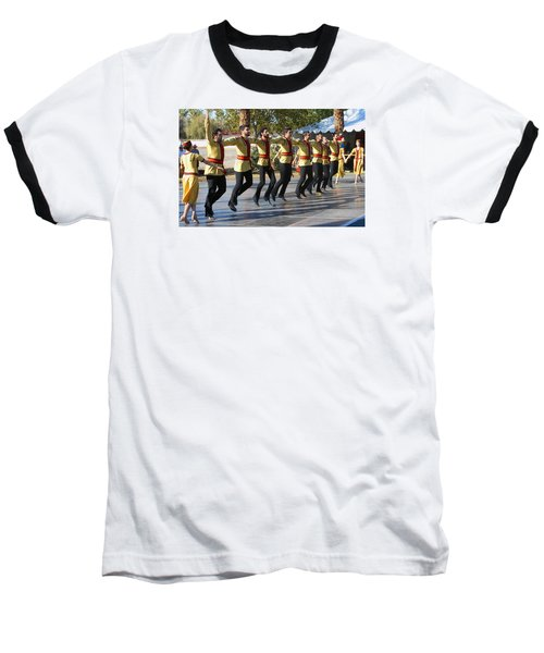 Armenian Dancers 3 Baseball T-Shirt