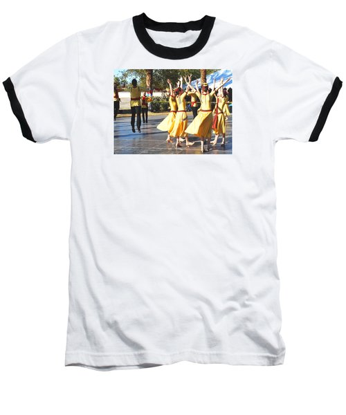 Armenian Dancers 4 Baseball T-Shirt