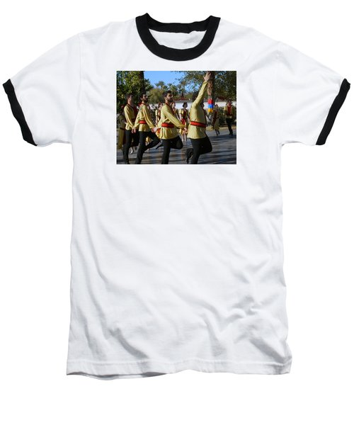 Armenian Dancers 6 Baseball T-Shirt