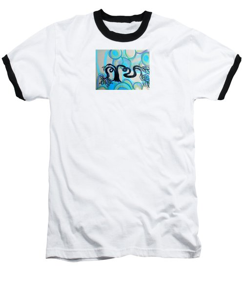 Arms Across The Forest Baseball T-Shirt