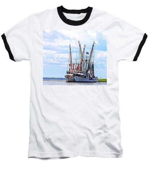 Art Of The Turn Baseball T-Shirt