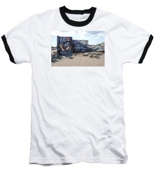 Art Or Graffiti Baseball T-Shirt