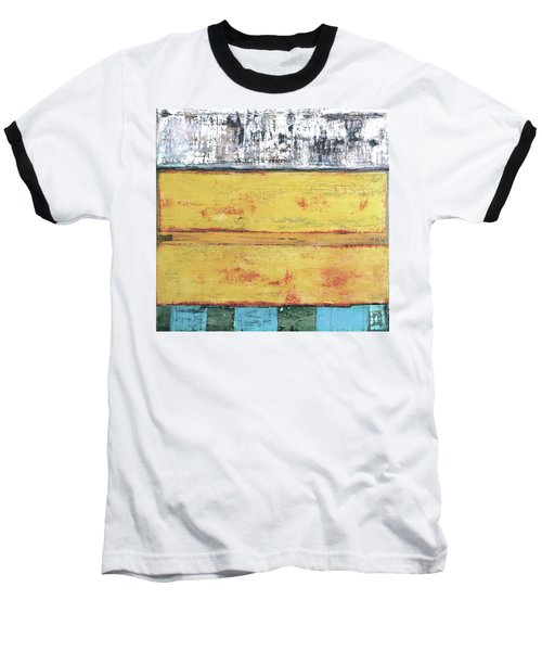 Art Print Abstract 34 Baseball T-Shirt