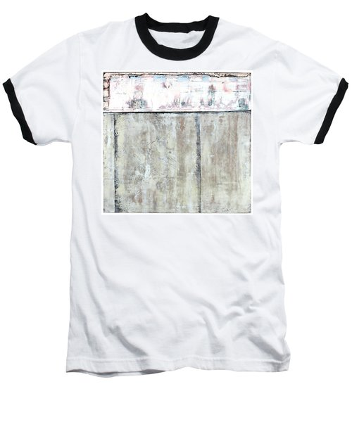 Art Print Abstract 101 Baseball T-Shirt