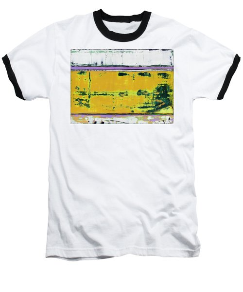 Art Print Abstract 81 Baseball T-Shirt