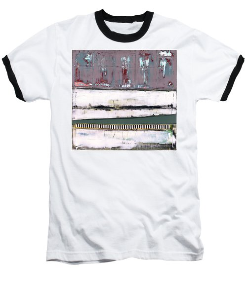 Art Print Abstract 86 Baseball T-Shirt