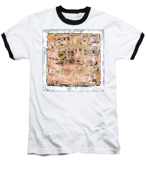 Art Print California 02 Baseball T-Shirt