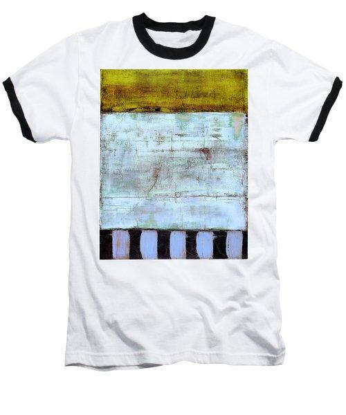 Art Print Highwire Baseball T-Shirt