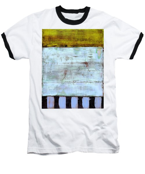 Art Print Highwire Baseball T-Shirt