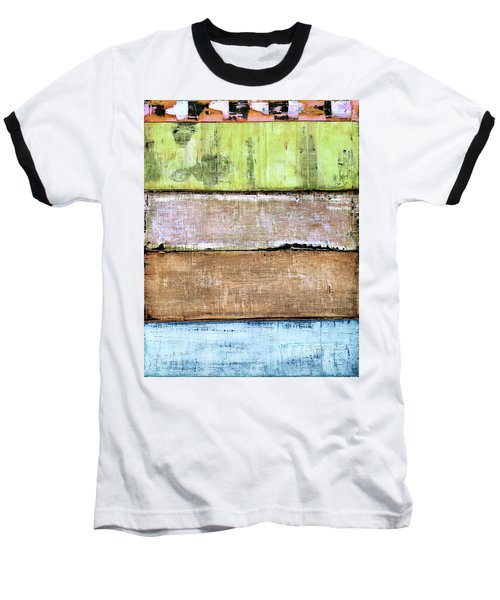 Art Print Sierra 4 Baseball T-Shirt