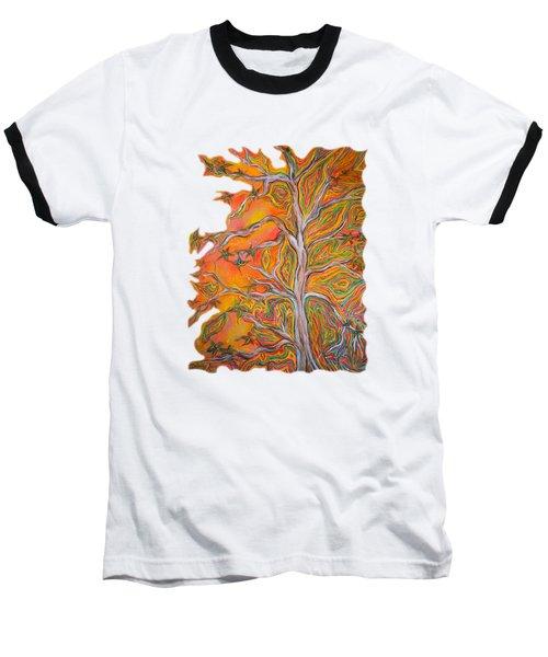 Nature's Energy Baseball T-Shirt