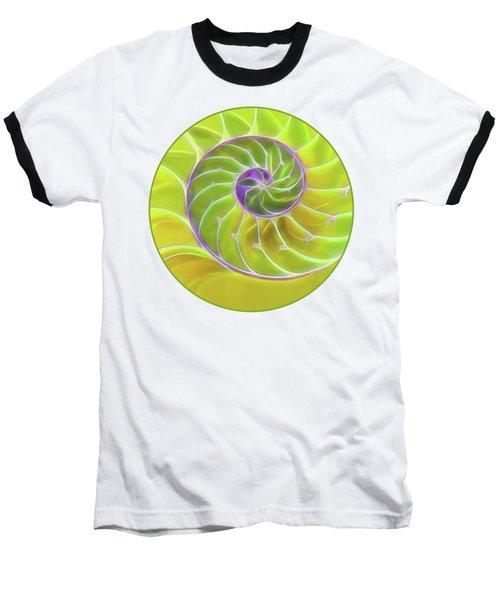 Fresh Spiral Baseball T-Shirt