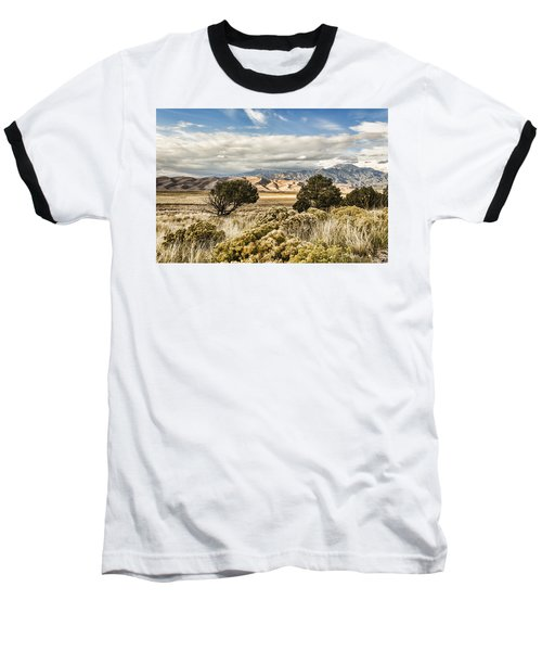 Great Sand Dunes National Park And Preserve Baseball T-Shirt