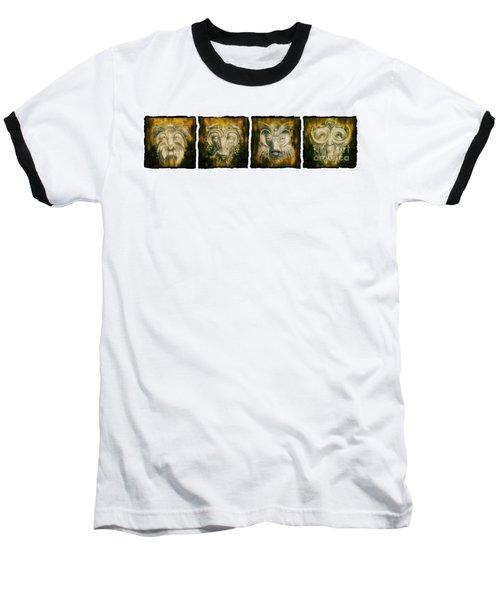 The Lineup Baseball T-Shirt
