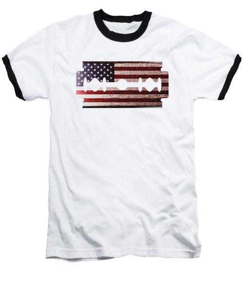 American Razor Baseball T-Shirt
