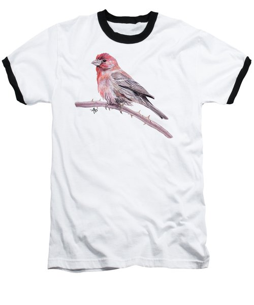 House Finch Baseball T-Shirt