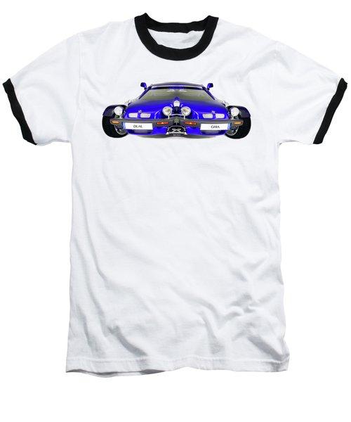 Dual Ghia Baseball T-Shirt