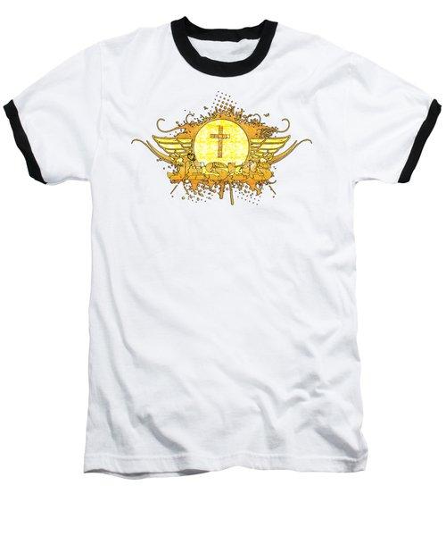 God Love Peace Baseball T-Shirt
