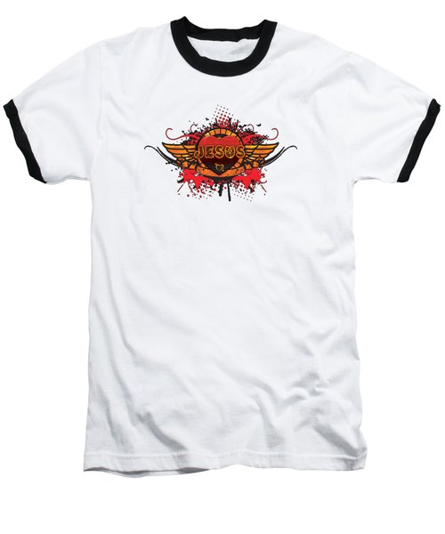 Reunion Island Baseball T-Shirt