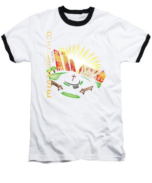 Matthieu 8 20 Baseball T-Shirt